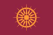 Nahuatl-Aztec Flag MdM