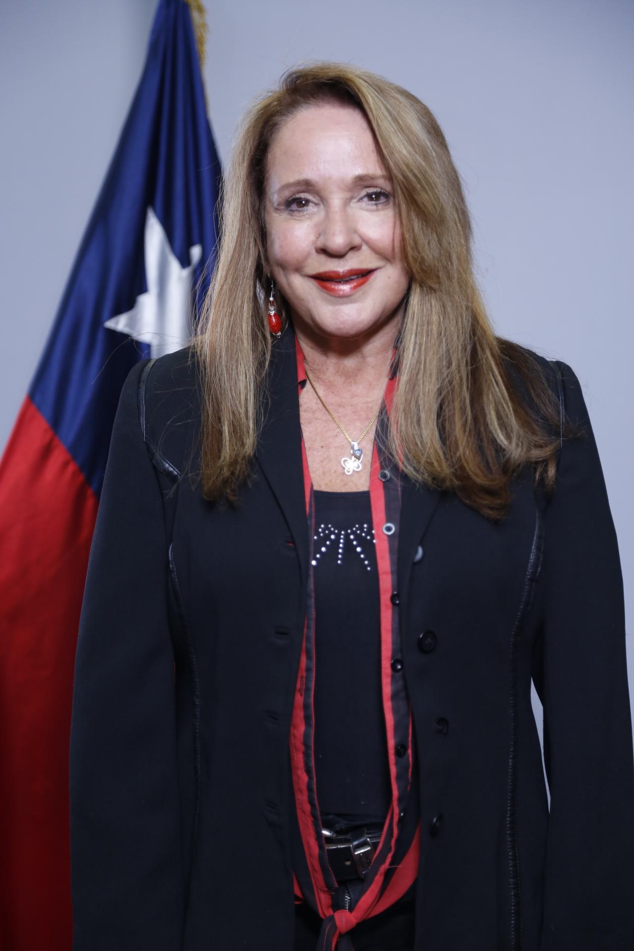 Amelia Herrera (Chile No Socialista)
