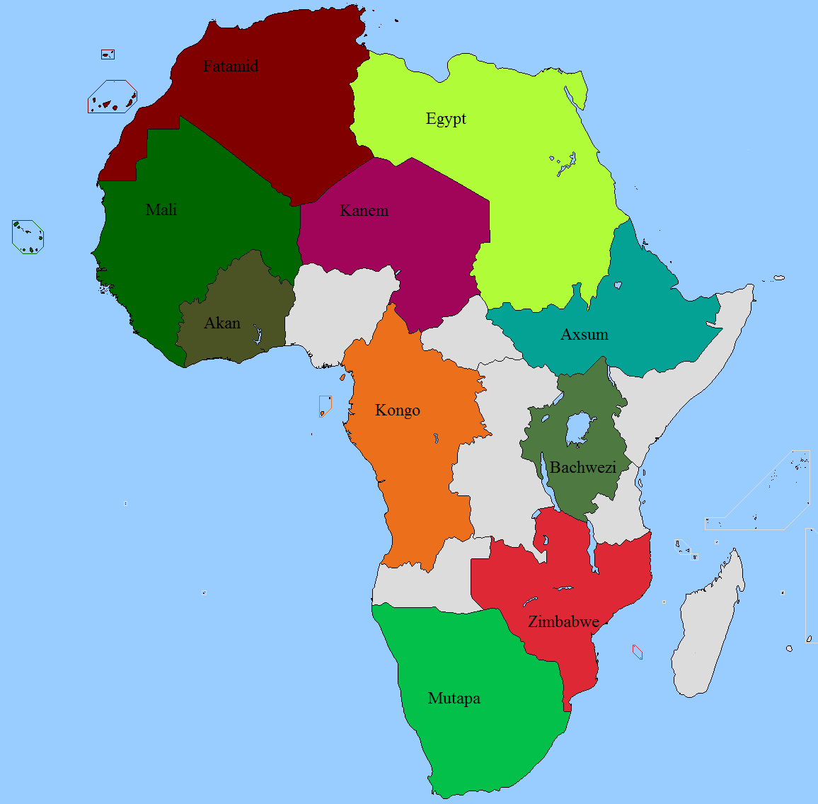 Map Contest, No Colonization Africa.png