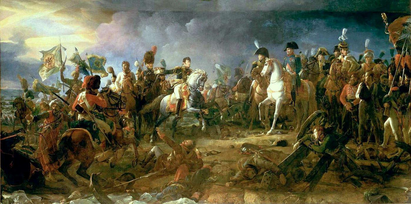 Наполеоновские войны (Pax Imperia)
