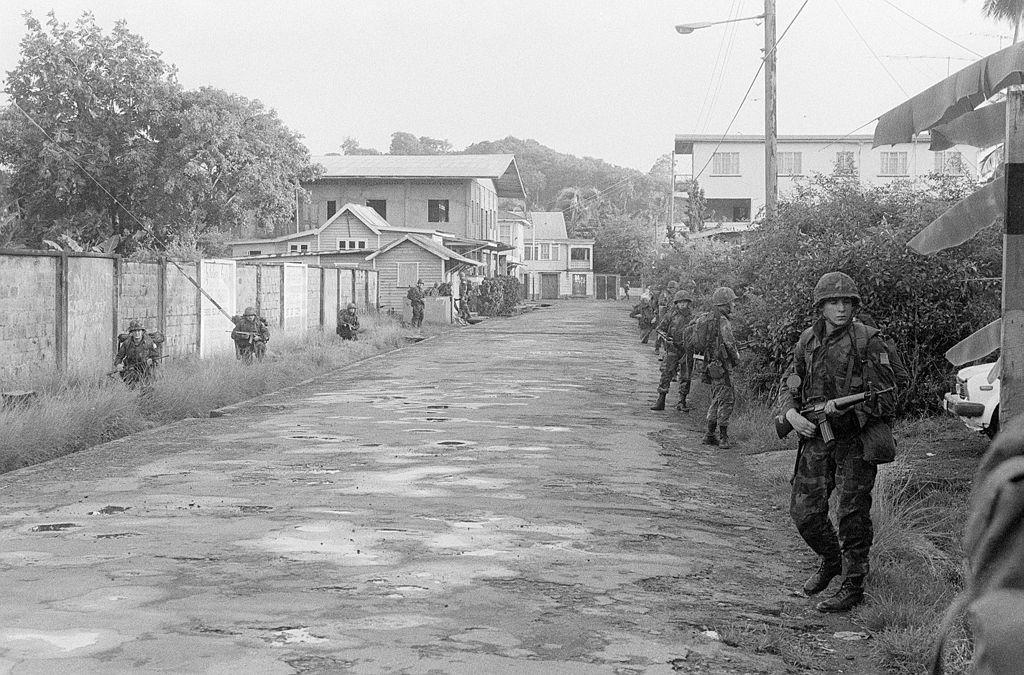 Invasión estadounidense en Nicaragua (Chile No Socialista)
