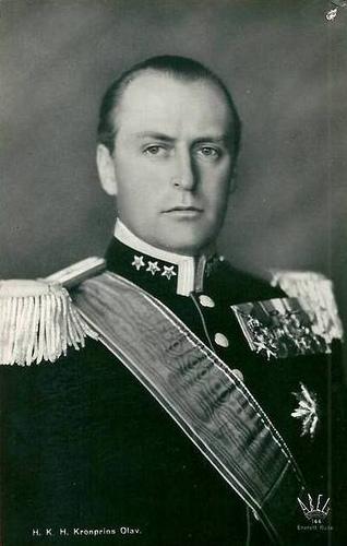 Olaf V de Noruega (ASXX)