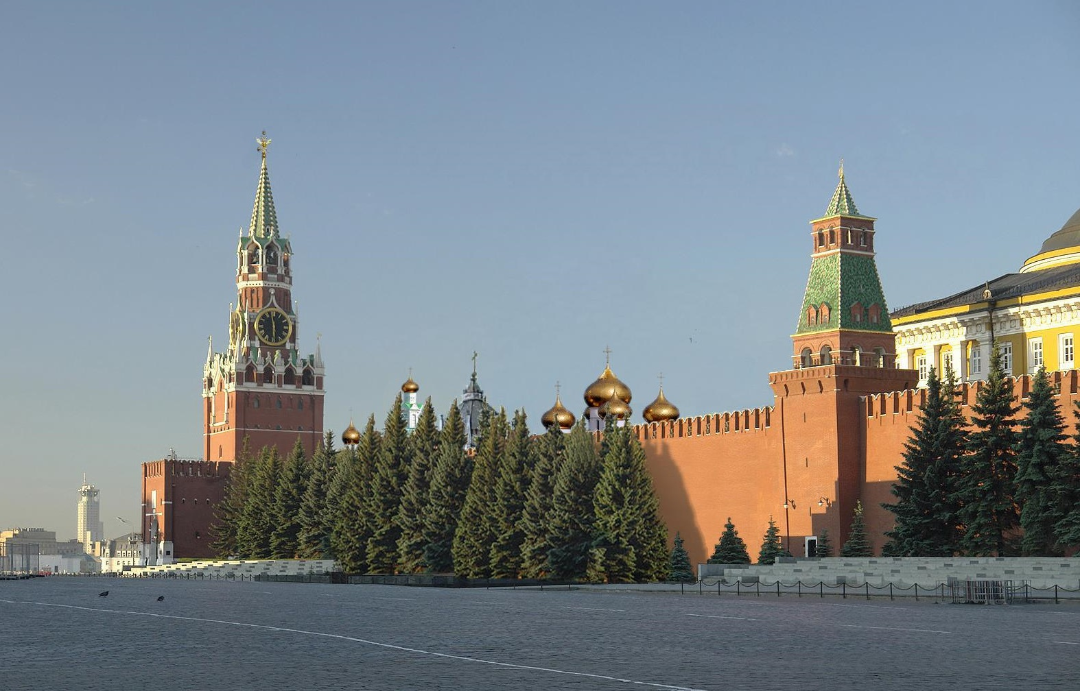 Московский Кремль (МПБД)