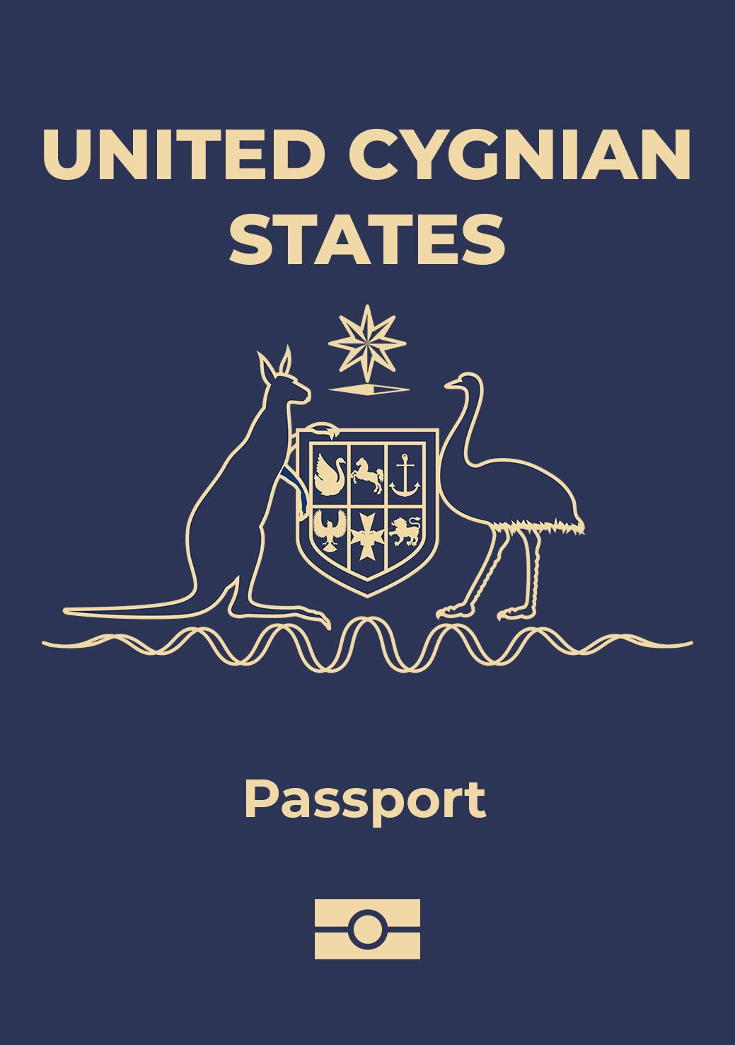 Cygnian passport (Joan of What?)