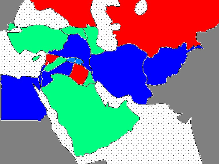 Cold War in the Middle East (Casus Belli)