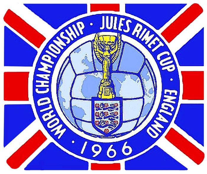 Copa Mundial de Fútbol Reino Unido 1966 (ASXX)