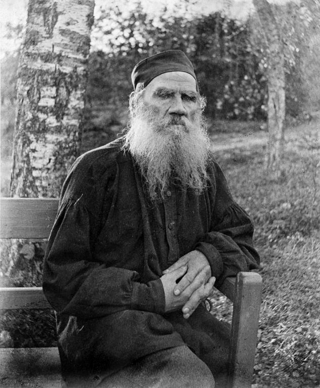 Лев Толстой (Pax Napoleonica)