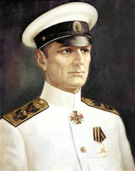 Александр Васильевич Колчак (Мир Российского государства)