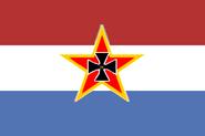 Bandera uruguay hentaista