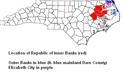 Republic of Inner Banks (1983: Doomsday)