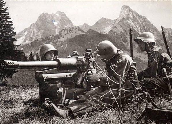 Guerra Germano-Suiza (Utopía Nazi)