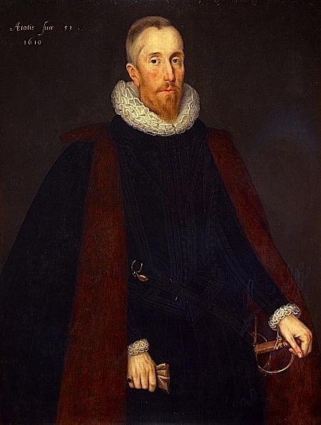 Richard, 2nd Duke of York (Blooming Roses)