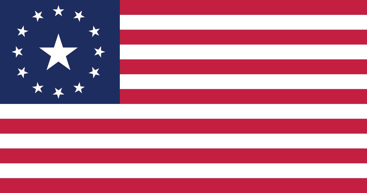 Соединённые Штаты Америки (Орёл расправил крылья)