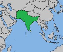 Location of Hindustan