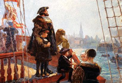 Датская война (Победа при Босуорте)