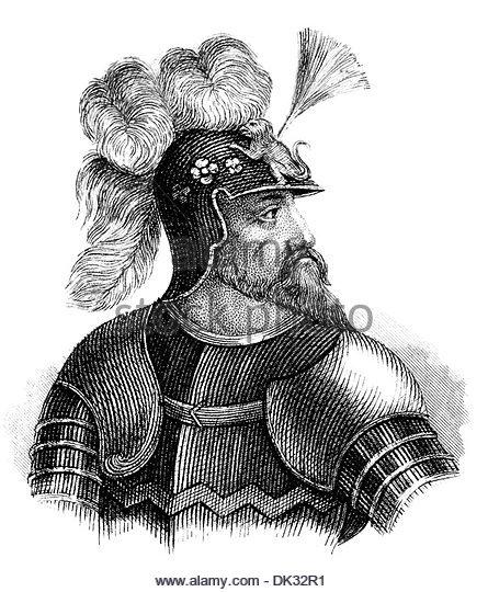 List of Rulers of Thuringen (Principia Moderni IV)
