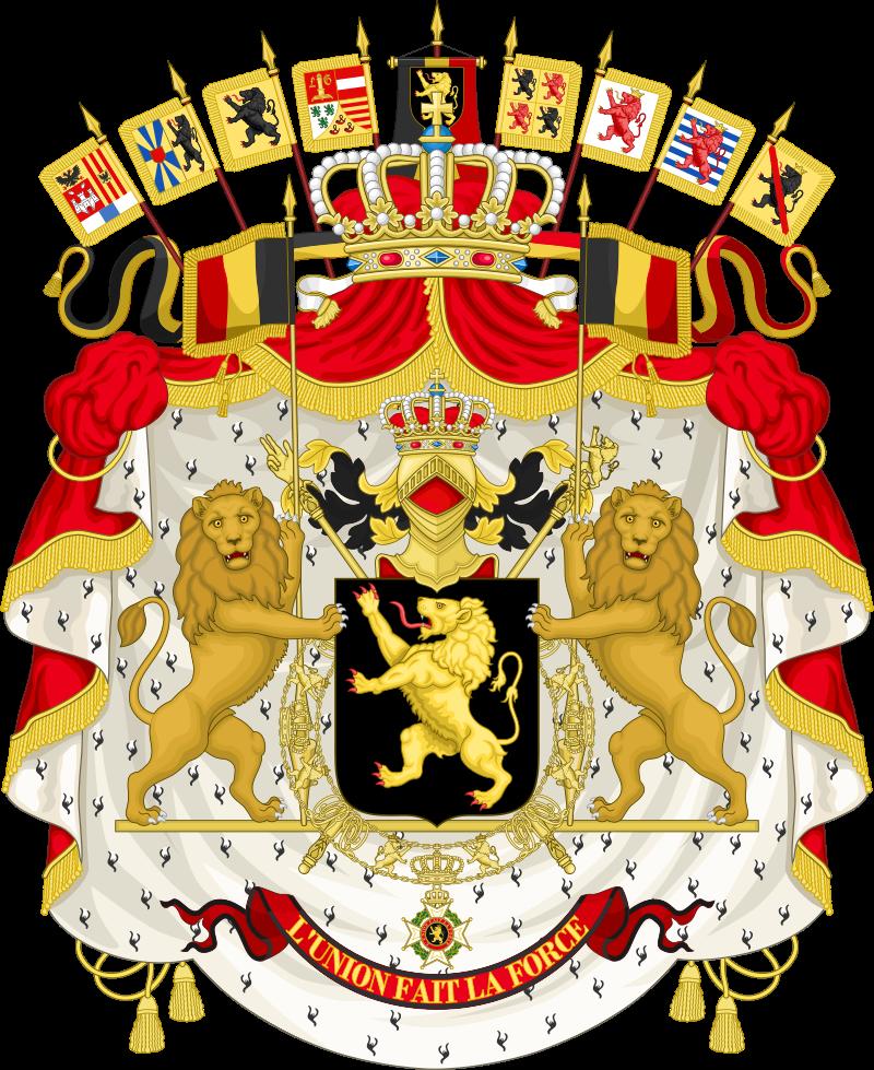 Королевство Бельгия (Царствуй на славу)