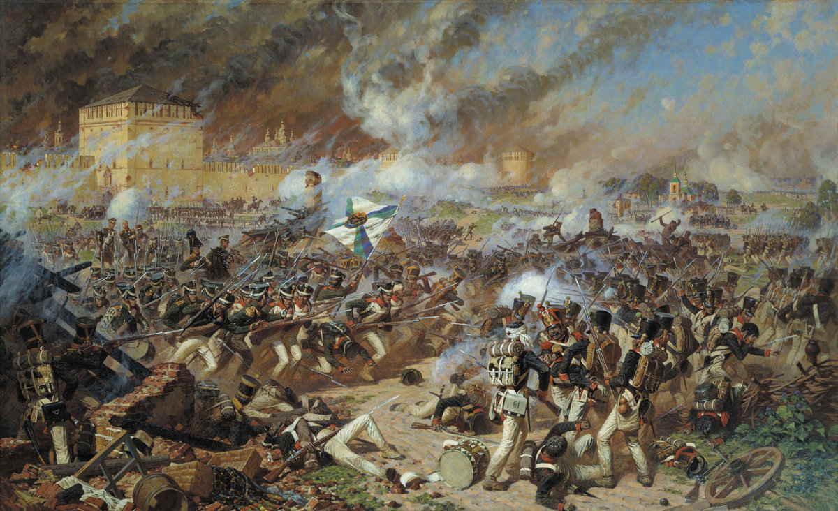 Война 1812 года (Триумф Моро)