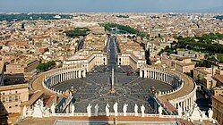 Antigua Ciudad Del Vaticano Equinoccio De Otoño Historia Alternativa Fandom