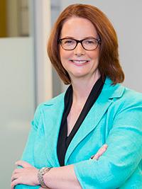 Julia Gillard (Joan of What?)