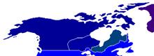 Location of Alyeska