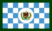 1era Bandera de Mexico 1811 MI