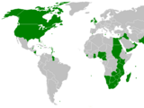 British Empire (British Hegemony)