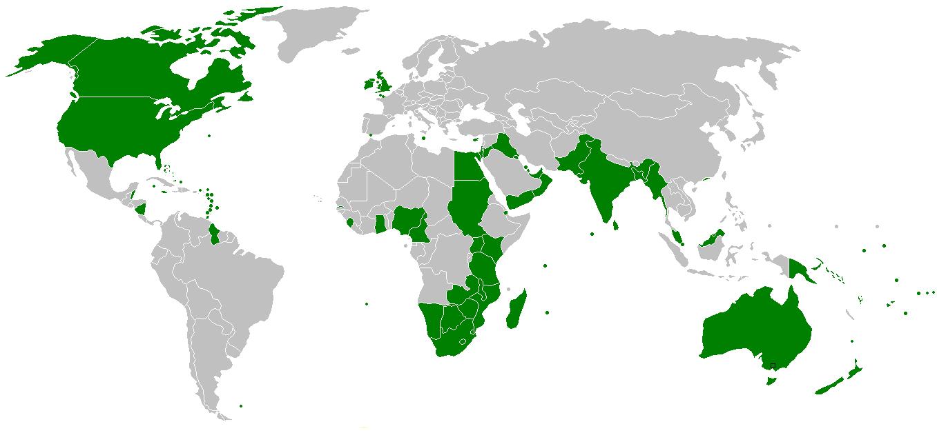 British Empire (British Commonwealth)