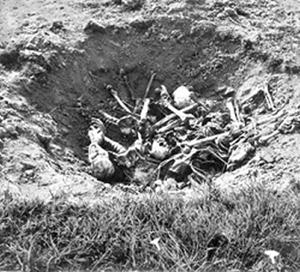 Genocidio Pakistaní (Utopía Nazi)