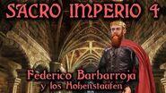 SACRO IMPERIO 4 Federico Barbarroja y los Hohenstaufen - Güelfos contra Gibelinos