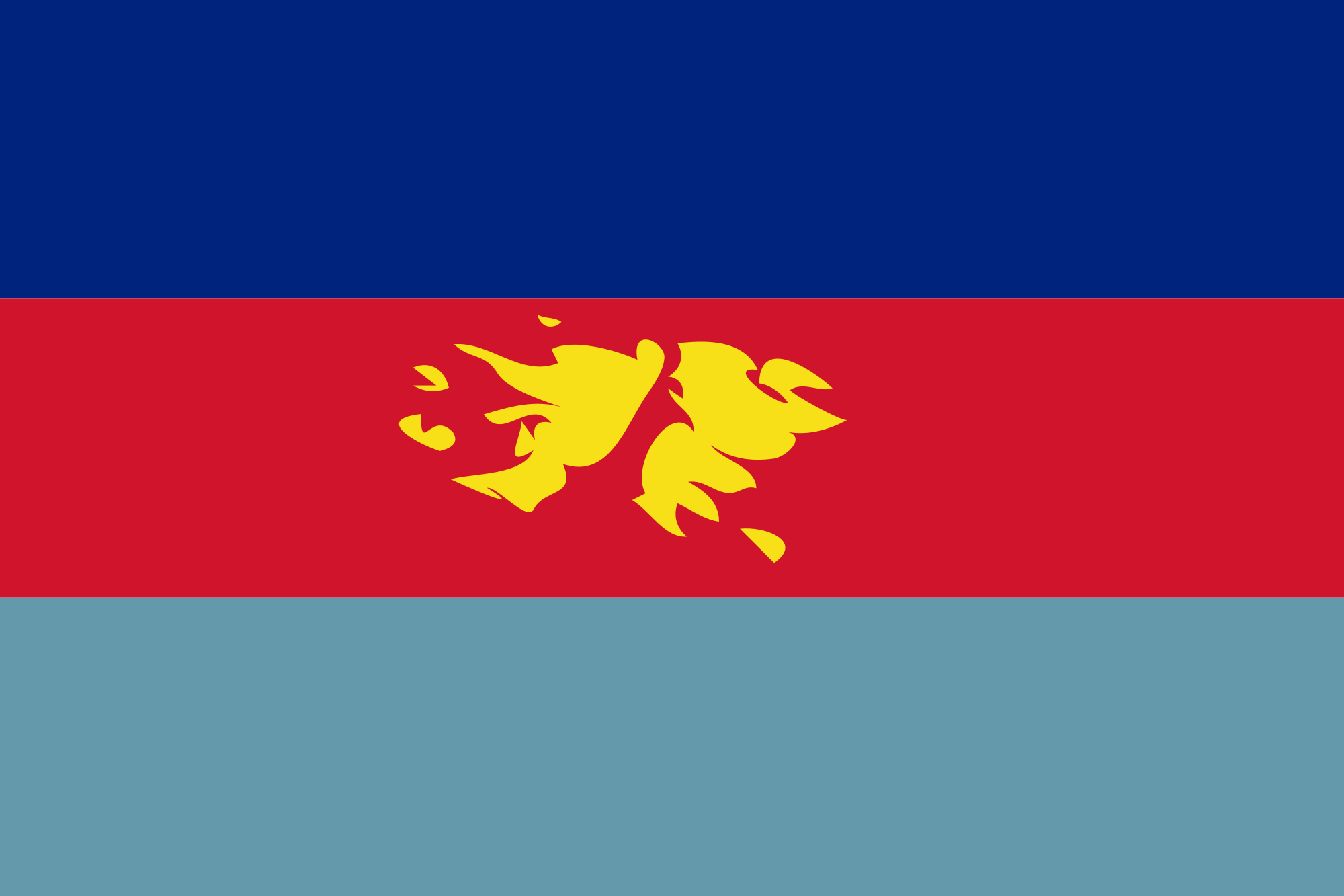 Falkland Islands (1983: Doomsday)