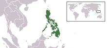 Location Philippines