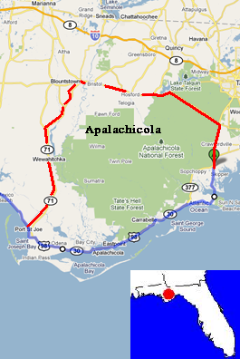 Apalachicola (1983: Doomsday)