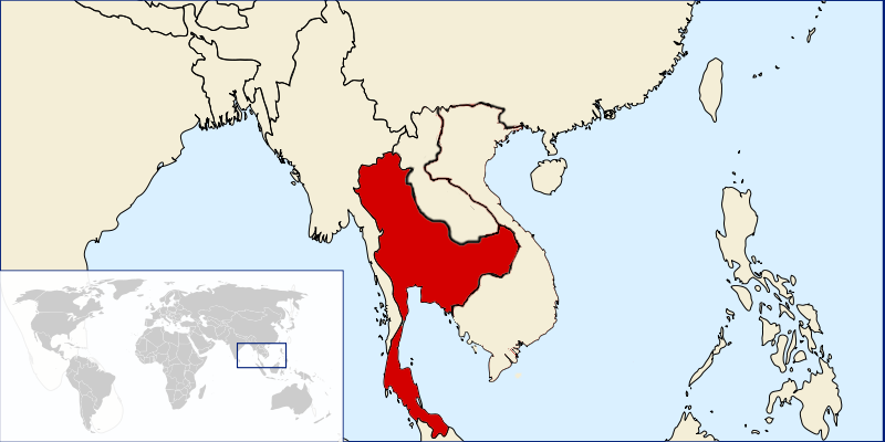 Location of Siam (Mighty Dai Viet Empire).png