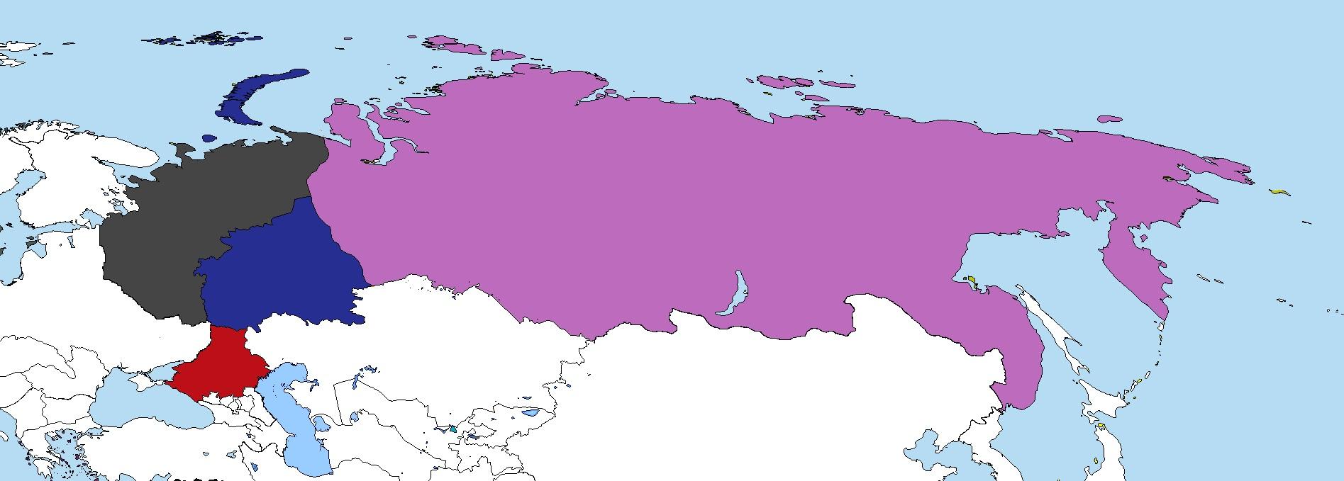 Ocupación aliada de Rusia (Utopía Nazi)