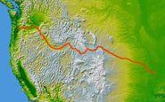 Wpdms nasa topo oregon trail