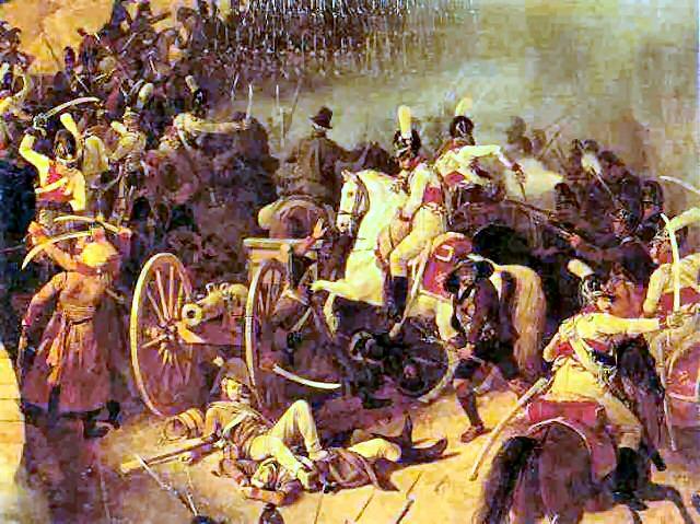 Война за баварское наследство (Да здравствует король!)