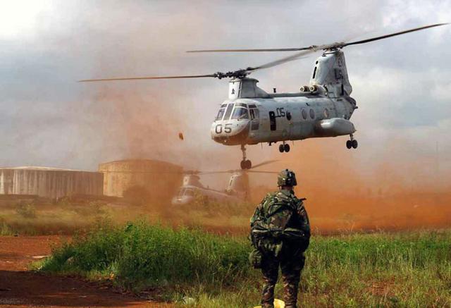 Liberia (1983: Doomsday)