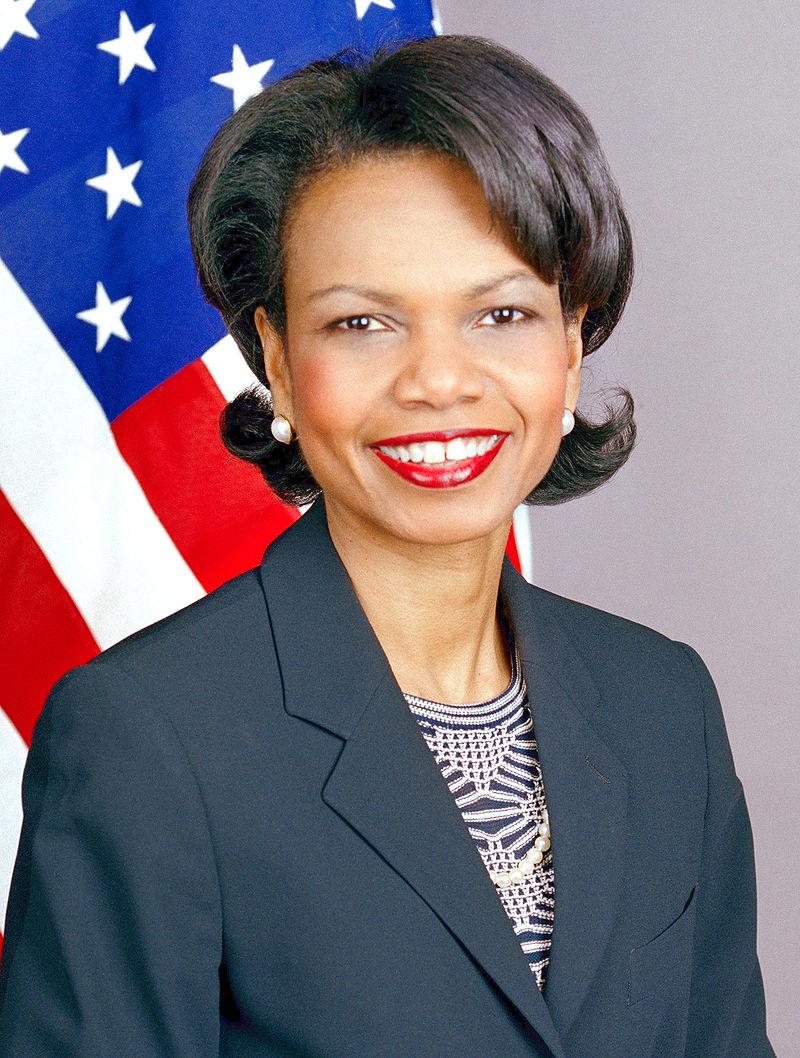 Condoleezza Rice (Utopía Nazi)