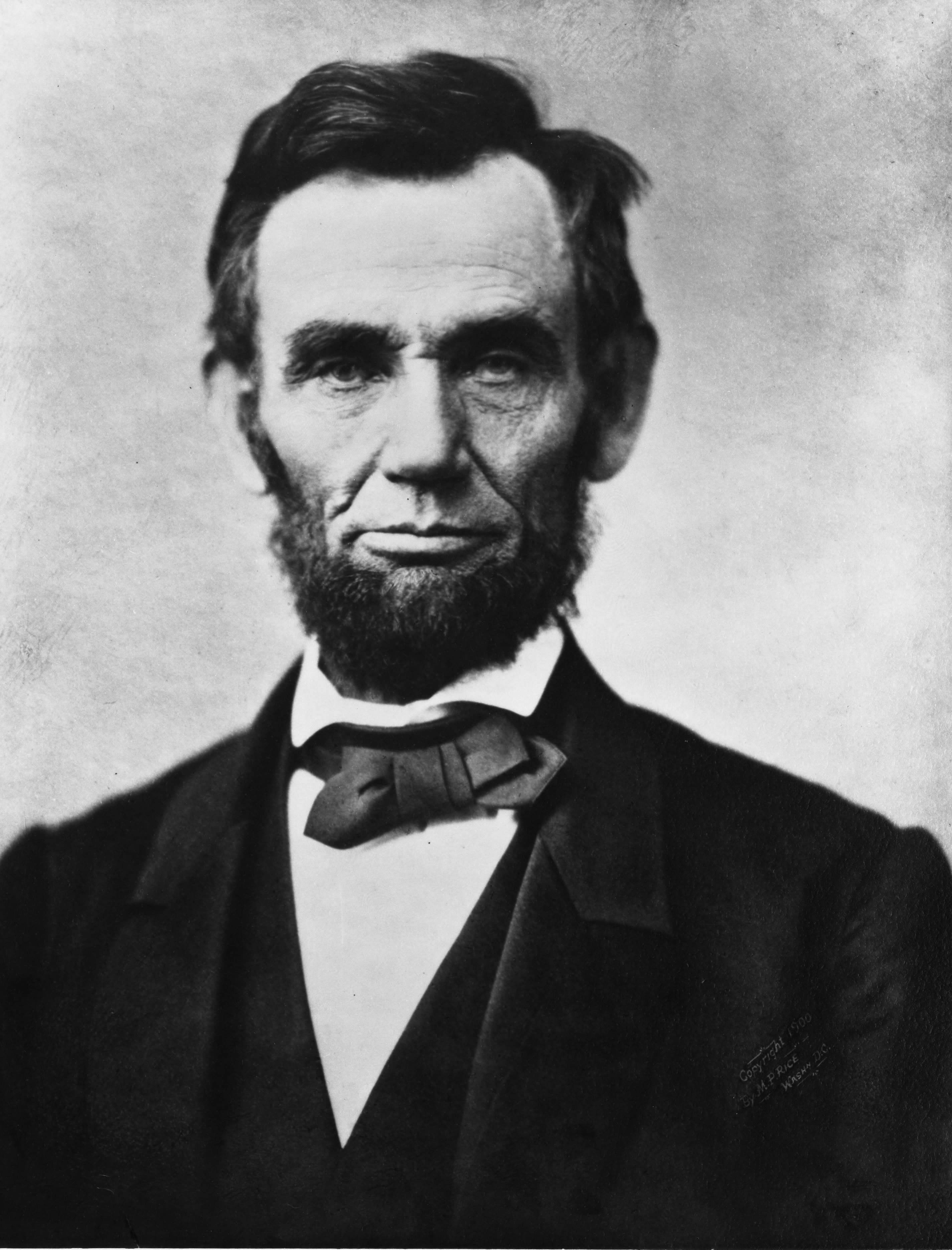 Abraham Lincoln (A House Divided)
