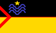 Fahne Donauföderation