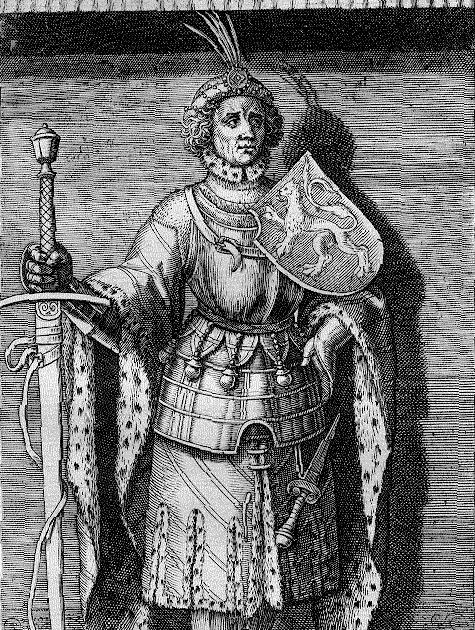 List of Rulers of Holland (Principia Moderni IV Map Game)