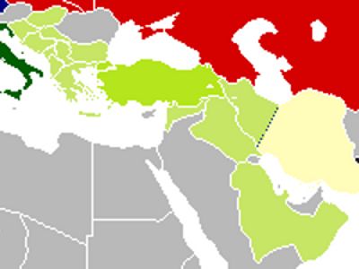 Turkey (Axis vs Allies: Revolutions Map Game)