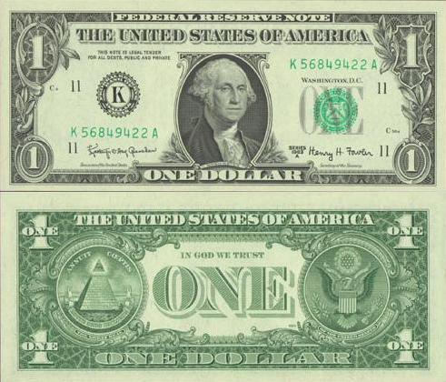 Dólar estadounidense (MNI)
