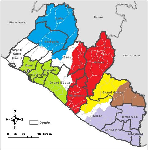 Democratic Republic of Liberia (1983: Doomsday)
