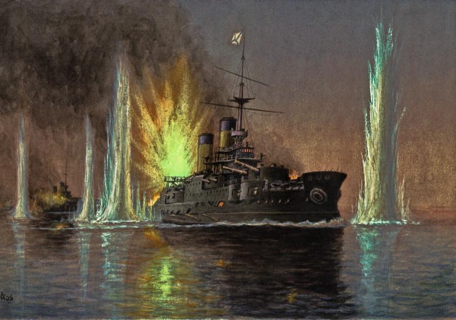 Великая Восточная война ( Кровь-не вода! )