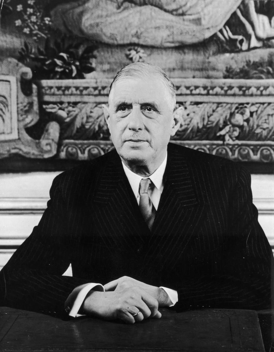 Charles de Gaulle (Utopía Nazi)