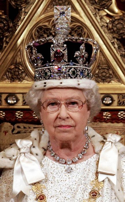 Isabel II del Reino Unido (ASXX)