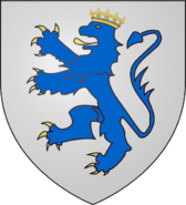 Coat of Arms of the Duchy of Athens