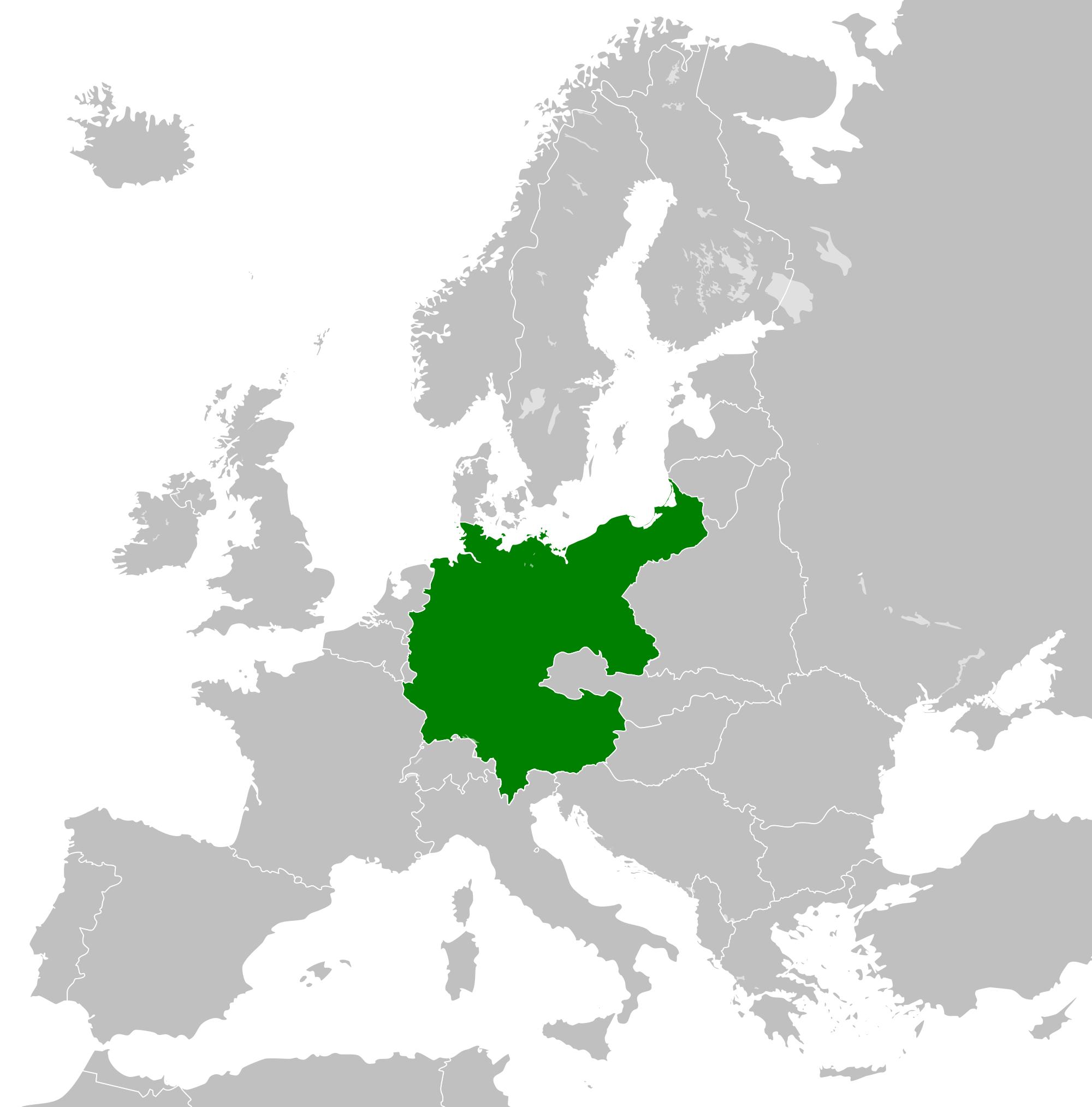 Alemania europea (Alemania Superpotencia)